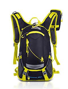 15 L mochila Pacotes de Mochilas Mochila de Ciclismo Alpinismo Esportes Relaxantes Ciclismo/Moto Viajar Acampar e Caminhar Prova-de-Água