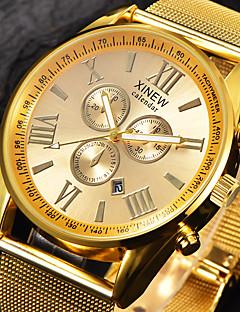 Damen Kinder Sportuhr Militäruhr Kleideruhr Modeuhr Armbanduhr Armband-Uhr Quartz Großes Ziffernblatt Edelstahl Band Vintage