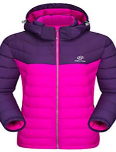 Roupa de Esqui Blusas Mulheres Roupa de Inverno Vestuário de Inverno Prova-de-Água Térmico/Quente A Prova de Vento Vestível Respirável