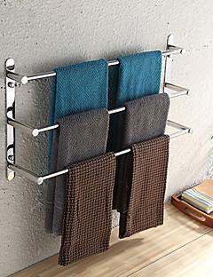 Håndklædestang / Rustfrit stålRustfrit stål /Moderne
