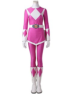 Cosplay Nošnje Kostim za party Super Heroes Cosplay Filmski Cosplay Geometrijski oblici Top Hlače Rukavice Pojas Čizme More Accessories