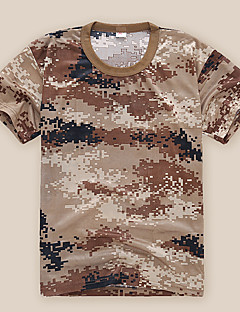 Unisexo Camiseta de Trilha Secagem Rápida Confortável Camisa + Bermuda Bib para Acampar e Caminhar Verão XL XXL XXXL M-L L-XL