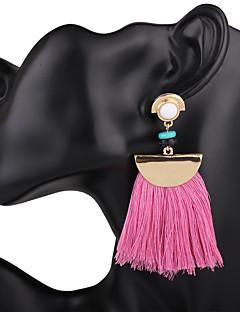Damen Tropfen-Ohrringe überdimensional Modeschmuck Aleación Schmuck Für Hochzeit Party Besondere Anlässe Geburtstag Büro/Geschäftlich