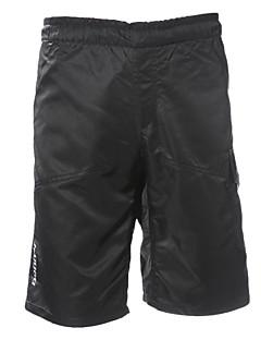 Jaggad Shorts para Ciclismo Homens Moto Shorts largos Shorts Shorts Acolchoados Calças Secagem Rápida Respirável Tiras Refletoras Tapete