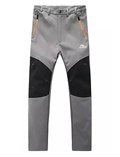 Pánské Dámské Softshell Pantolon Kalhoty pro Outdoor a turistika Sněhové sporty S M L XL XXL