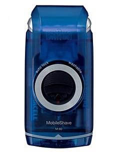 Elektriske barbermaskiner menn 5v vanntett / vanntett lys og praktisk mini stil søt lett vaskbar avtakbar ergonomisk