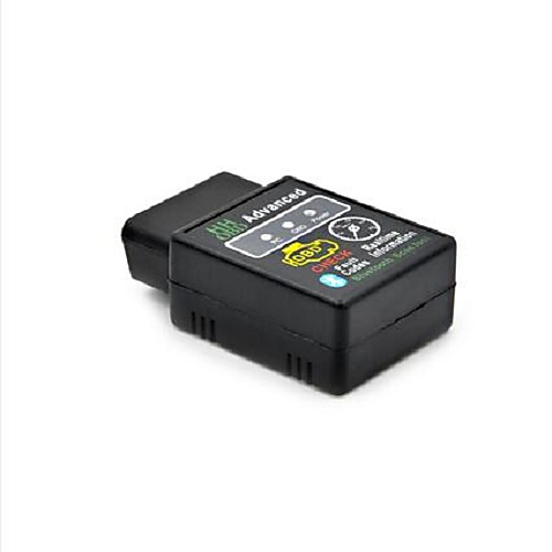 ELM327 OBD2 OBDII Wireless Bluetooth 2 1 OBD 2 OBD II Diagnostic Scanner  Reader Performance Plug and Drive Chip Tuning Box