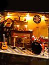 DIY Scene Bar cu muzică