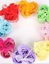 Cadouri de vacanță 3 a crescut în formă de inimă flori romantice săpun (culoare aleatorii)