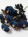 Une succursale Soie Roses Fleur de Table Fleurs artificielles 12*7*7