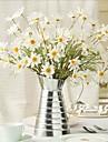 Une succursale Soie Plastique Tournesols Marguerites Magnolia Fleur de Table Fleurs artificielles 52cm