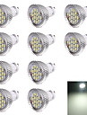 7W GU10 Spoturi LED R63 16 SMD 5630 560 lm Alb Rece Decorativ AC 220-240 V 10 bc