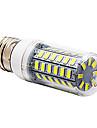 5w e14 / g9 / e26 / e27 led led lights 56smd 5730 300-350 lm blanc chaud / cool blanc 220-240 v
