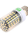 Ywxlight 10w e27 lumini LED de porumb 108 smd 5733 800-1000lm cald / rece alb ac 220-240 v 1 buc