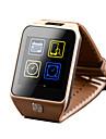 v8 1,54 \'\' pekskärm smarta Bluetooth 4.0 klocka telefon stöder stöder 2,0 MP kamera och enda sim bluetooth funktion
