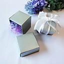 baratos Suporte para Lembrancinhas-Criativo Cubóide Papel Pérola Suportes para Lembrancinhas com Estampa Caixas de Ofertas