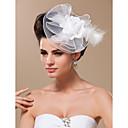 voordelige Hoofddeksels voor feesten-Tule fascinators 1 Bruiloft Speciale gelegenheden  Helm