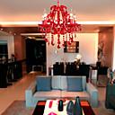 ieftine Candelabre-SL® Lumânare stil Candelabre Iluminare verticală - Cristal, 110-120V / 220-240V Becul nu este inclus / 40-50㎡ / E12 / E14