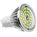 abordables Focos LED-6W 500-550lm GU10 Focos LED MR16 48 Cuentas LED Blanco Cálido Blanco Fresco Blanco Natural 100-240V 85-265V
