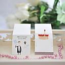 hesapli Hediyelik Kapları-Düğün / Parti Malzeme Sert Kart Kağıdı Düğün Süslemeleri Klasik Tema / Düğün Tüm Mevsimler