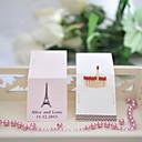 halpa Hääkoristeet-Häät / Party Materiaali Kova kartonki Wedding Kunniamerkit Wedding Kaikki vuodenajat