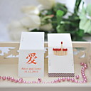 cheap Shoes Accessories-Personalized Matchbox Material / Hard Card Paper Wedding Decorations Wedding / Party Classic Theme / Wedding All Seasons