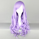 cheap Lolita Wigs-Lolita Wigs Sweet Lolita Dress Light Purple / Crystal Lolita Lolita Wig 28 inch Cosplay Wigs Solid Colored Wig Halloween Wigs
