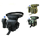 cheap Fishing Reels-Fishing Tackle Bag Waist Bag Multi-Functional Waterproof Quick Dry Polyester Oxford