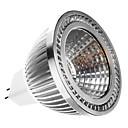 levne LED Smart žárovky-2700 lm GU5,3(MR16) LED bodovky MR16 1 lED diody COB Teplá bílá AC 12V DC 12V
