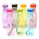 billige Vannflasker og blærer-Sykkel Vannflasker Ikke Giftig BPA Miljøvennlig Til Sykling Vei Sykkel Fjellsykkel Plast Tilfeldige farger