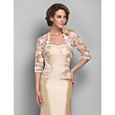 cheap Stuffed Animals-Lace Wedding / Party Evening Women's Wrap With Lace Shrugs