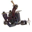 baratos Suportes de Escova de Dentes-Top Cast Iron Handmade bobina Tattoo Machine Gun Liner e Shader