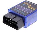abordables OBD-Mini ELM327 V1.5 Bluetooth 327 OBDII OBD2 Protocolos Herramienta de diagnóstico auto ELM
