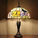 tanie Lampy stołowe-Muślin Lampa stołowa Żywica Światło ścienne 110-120V / 220-240V Max 60W