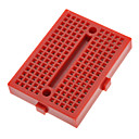 cheap Other Parts-170 Points Mini Breadboard for (For Arduino) Proto Shield (Works with Official (For Arduino) Boards)
