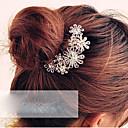 preiswerte Außenwandleuchten-Damen Krystall Aleación Haarekamm - Blume