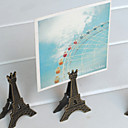 ieftine Glitter unghii-clemă retro turn de proiectare vârf metalic (culoare aleatorii)