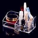 hesapli Kozmetik Kutuları ve Çantaları-Makyaj Aletleri Cosmetics Storage Makyaj 1 pcs Arkilik Dört Köşeli Diğer Günlük Kozmetik Tımar Malzemeleri