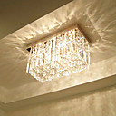 cheap Ceiling Lights-LWD Flush Mount Ambient Light Others Metal Crystal 110-120V / 220-240V Bulb Not Included / E12 / E14