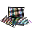 preiswerte Lidschatten-252 Farben Lidschatten / Puder Auge Alltag Make-up / Party Make-up / Smokey Makeup Bilden Kosmetikum / Matt / Schimmer