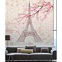 preiswerte Fenster Schürze-Markisolette 100% Polyester Umweltfreundlich Innen Montage Bemalt