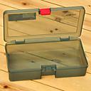 رخيصةأون ملابس الماء و الصيد-210 * 118 * 45MM الجيش الأخضر صندوق الصيد معالجة مربع