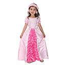 halpa Lasten asut-Prinsessa Cosplay-Asut Lasten Halloween Karnevaali Festivaali / loma Polyesteri Karnevaalipuvut