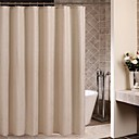 preiswerte Duschvorhänge-Duschvorhänge Modern Polyester Blumen