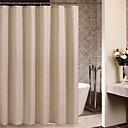 abordables Cortinas de Ducha-Cortina de baño Modern Poliéster Floral
