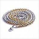 preiswerte Halsketten-Herrn Halskette - Aleación Freizeit Modisch Simple Style Modische Halsketten Für