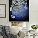 זול פרחים מלאכותיים-Artistic Inspiration Tiger And Earth Roller Shade