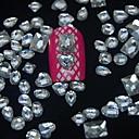 hesapli Tırnak Takısı-100pcs Nail Jewelry Mevye Çiçek Soyut Klasik Karikatür Sevimli Düğün Punk Günlük Mevye Çiçek Soyut Klasik Karikatür Sevimli Düğün Punk