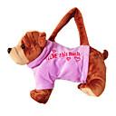 cheap Stuffed Animals-Dog Stuffed Animal Plush Toy Cute Novelty Cartoon Textile Girls' Toy Gift