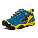 رخيصةأون السلاسل-صبيان أحذية جلد ربيع مريح لزيق سحري إلى أسود / أسمر / أزرق